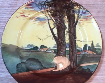 1926 Royal Doulton Plate