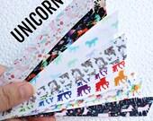 Unicorn Fabric Washi Tape