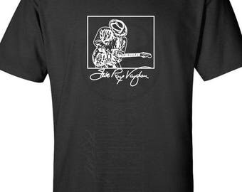 Stevie Ray Vaughan Youth Shirt