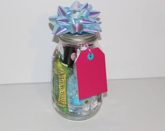 Mommy Survival Kit with personalized message