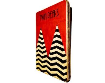 Twin Peaks. Black Lodge. coffee. gift. mug. art. David Lynch. poster. Damn good coffee