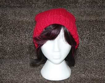 Fruity beanie hats with stalk!