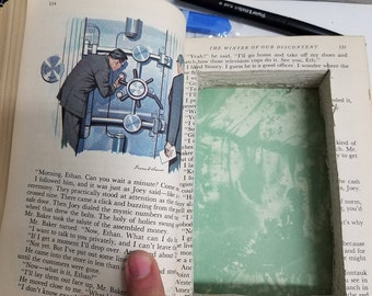 Secret Book - The Winter of Our Discontent