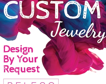 Personal Customization Necklace According To Your Request = Please do not make an order without coordinating with me on your request =