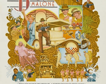 Bugsy Malone Movie poster