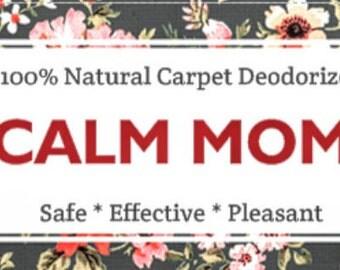 calm mom aromatherapy carpet and room freshening magic