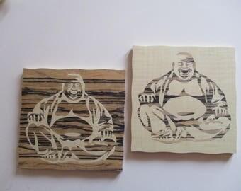 Duo of Buddha