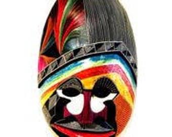 Tamo Mask Art No 2