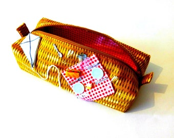 "School Kit - ""The picnic!"" - fabric"