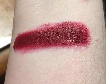 Blood Brick- Red Dried Blood Lipstick Color, Halloween