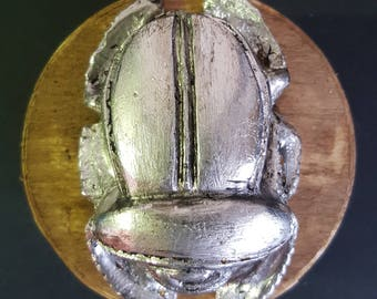 Little silver beetle box