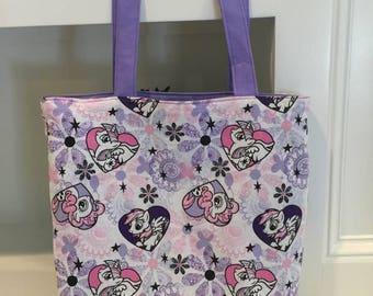 Little Pony Kids Tote Bag