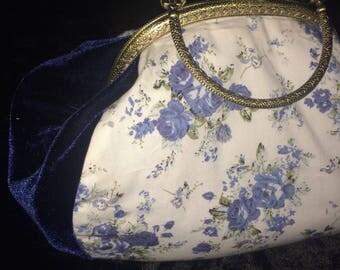 retro, Victorian, Victorian, vintage, original bag