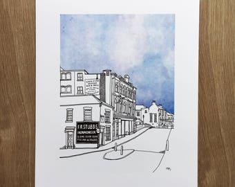 York Print - Walmgate