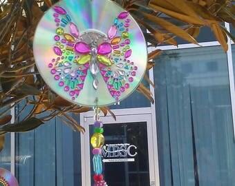 Butterfly Garden Spinners