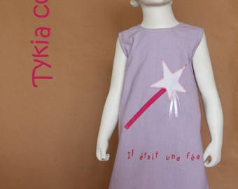 It was a fairy - girl dress