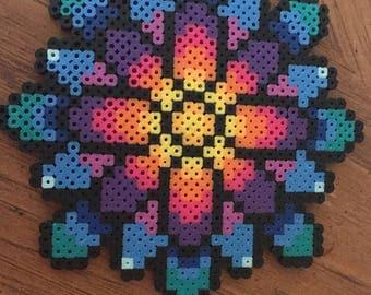 Flower Perler Bead