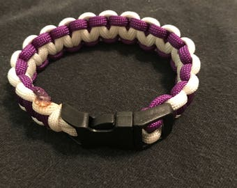 Purple Heart Cobra Special Bracelet