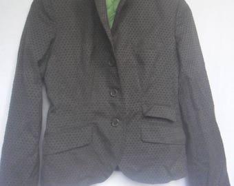 Vintage Paul Smith Black Women Blazers/Made in Japan