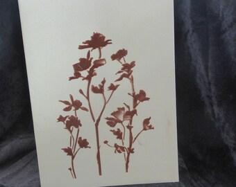 Greeting card, birthday card, sympathy card