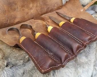 Mora Special - 5 Sleeve Tool Roll