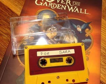 FOR SARA Cassette Tape Replica - Over the Garden Wall