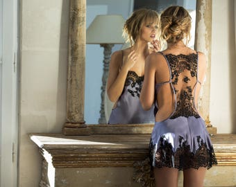Marjolaine Budapest Silk Nightdress
