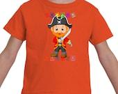 Pirate Shirt, Birthday Sh...