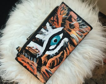 Tiger Eye Wallet