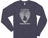 Guitar Fingerprint Tee
