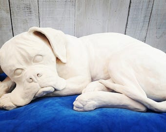 Dog Scuptures Bronze Custommade