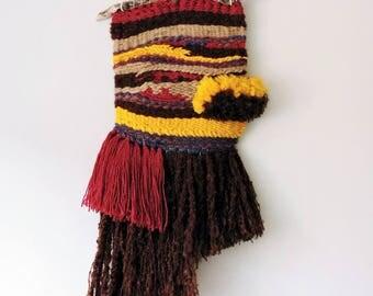"Tapestry weaving ""Autumn"""