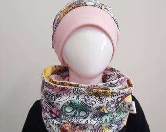 tube scarf in oeko-tex Sweatshirt