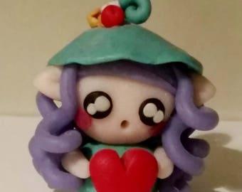 Fairy Pixie Fimo Sorter-Idea favor