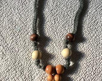 Busy Nurser Necklace