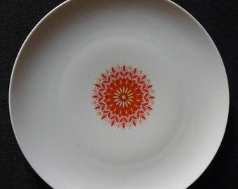 Tableware vintagePlat round vintage porcelain Winterling Bavaria