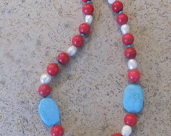 Ocean Coral necklace