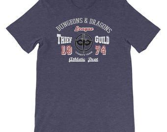 Thief's Guild - D&D Athletics Department   (Men's Fit)