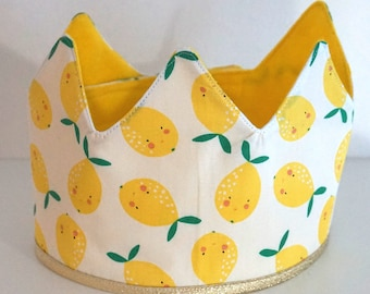 Fabric Crown | | Lemons
