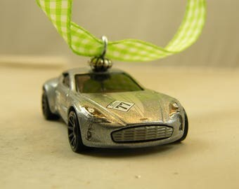 FREE SHIPPING   Anytime Ornament   Aston Martin One 77   Birthday   Fathers  Day