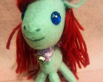 PreMade Pony - Ariel from The Little Mermaid