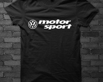VW Motorsport | Logo | Petrolhead | T-shirt