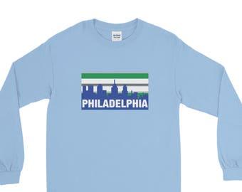 Philadelphia Shirt | Philadelphia | Philadelphia Skyline | Philadelphia Skyline T-Shirt | Philadelphia Tee | Philly T-Shirt | Philly Tee