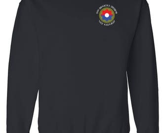 9th Infantry Division Embroidered Sweatshirt-4117