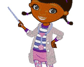 Doc McStuffins with or with name