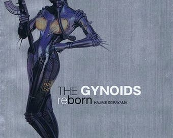 Scale 1/4 The Gynoids Reborn resin figurine