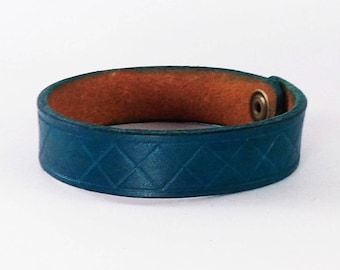 Leather Bracelet, ethnic, thin leather bracelet, ethnic