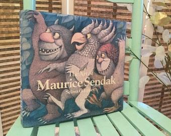 The Art of Maurice Sendak, by  Selma G. Lanes, 1984 edition
