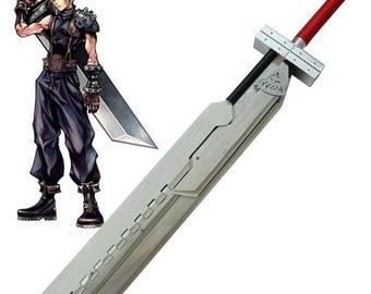 """Final Fantasy VII - Cloud Strife's Fusion """"Buster Sword"""""""