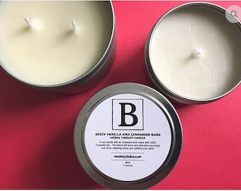 6 oz. Aroma Therapy Candles (35h)